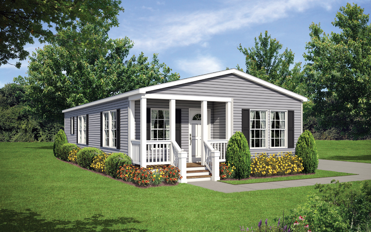 The Holly model manufactured home design